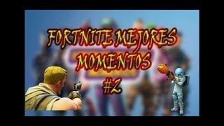 Fortnite Mejores Momentos #2