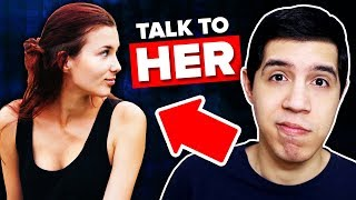 How To Talk To a Girl in Public Without It Being AWKWARD