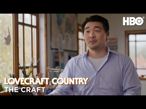 Video trailer för Lovecraft Country: The Craft - Storyboard Artist Eric Yamamoto | HBO