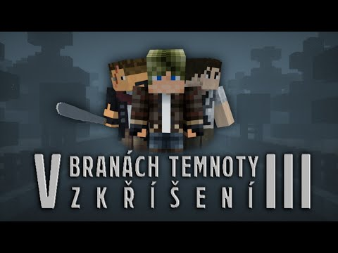 V branách temnoty 3 - Vzkříšení | Český Minecraft horor film | The Studio Cookies