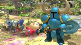 Super Smash Bros. Ultimate Blog Update: Shovel Knight, Ganondorf, and Pikachu Detailed (Week 14)