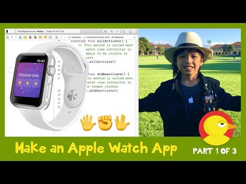 Code an Apple Watch Game - Part 1/3