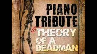 Wait For Me - Theory of a Deadman Piano Tribute