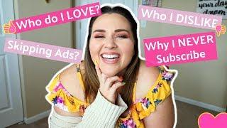 What Kind of Subscriber Am I?! | Sarah Rae Vargas