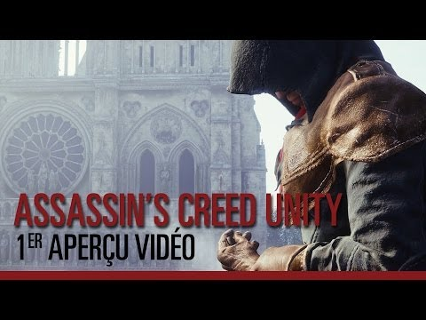 Un primer vistazo de Assassin',s Creed: Unity