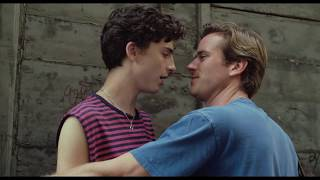 Call me by your name -traileri