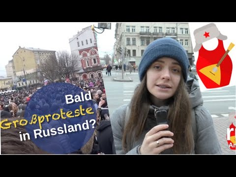Bald Großproteste in Russland? [Video]