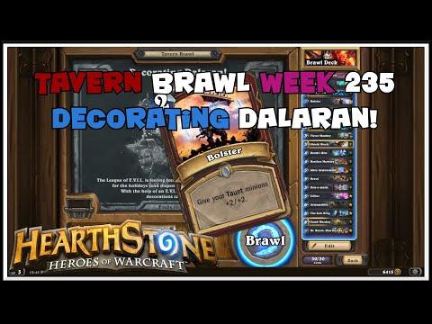 Hearthstone: Tavern Brawl - Decorating Dalaran! - Week 235