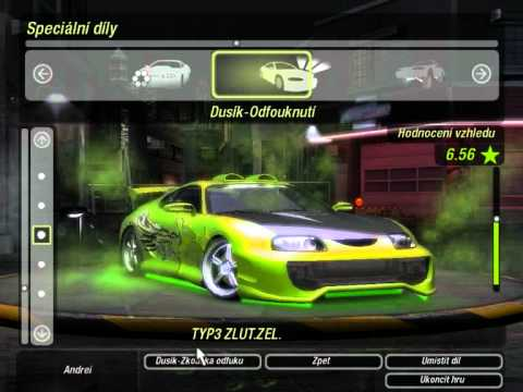 Steam Community :: Video :: NFS Underground 2 Toyota Supra