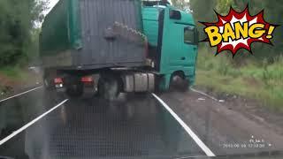 Авария! Подборка ДТП на видеорегистратор 2018!!!