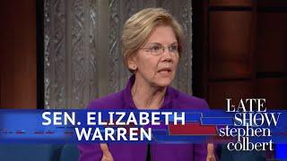 Sen. Elizabeth Warren: Make The Mueller Report Public