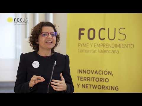 FOCUS Pyme Congreso Tech -Entrevista a Laura Fidalgo, Concierta[;;;][;;;]