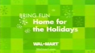 "Walmart ""Home for the Holidays"" (2005) feat. Garth Brooks"