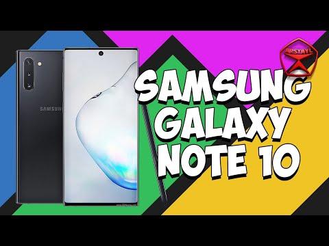 Это Samsung Galaxy Note 10 (обычный, не плюс) / Арстайл /