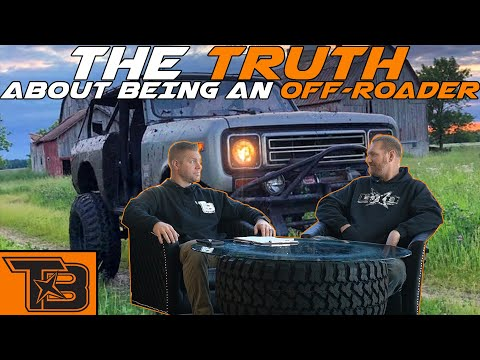 The Truth About Owning an Off-Road Rig