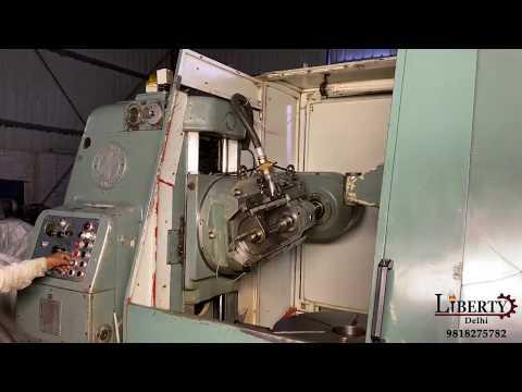 Pfauter P900 Gear Hobbing Machine
