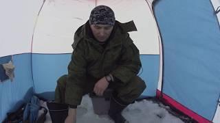 Кировская обл зимняя рыбалка