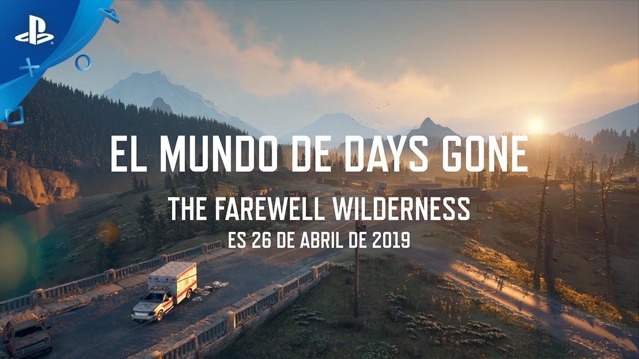 Nos Sumergimos en Farewell Wilderness de Days Gone, Bonos de Reserva y Edición Especial
