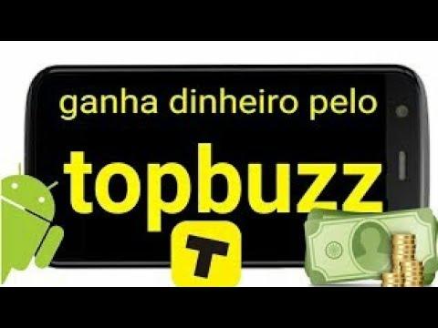 Como Postar VÍDEOS no TOPBUZZ pelo Celular 2018