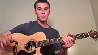 Still Feel Like Your Man   John Mayer   Acoustic Guitar Lesson
