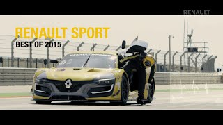 Best-Of Renault Sport 2015