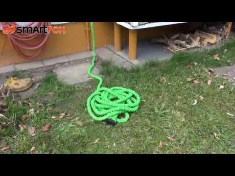 Smartfox flexibler Gartenschlauch