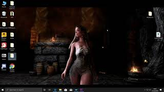 Skyrim Special Edition   UUNP HDT psychic, collision - My Guide