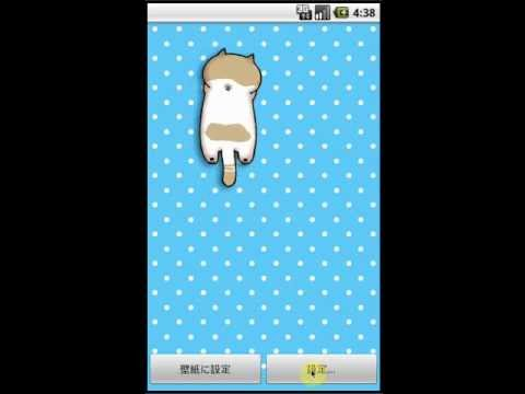 Video of Rolling cat LiveWallpaper01