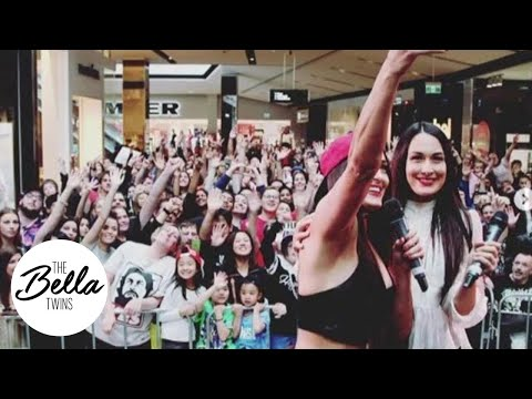 The Australian Bella Army rallies the troops!
