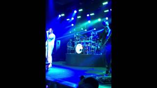 311 Live Opening with Hive at Iron City in Birmingham Alabama on 07/28/2015