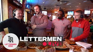 Lettermen Live: Analyzing latest B1G title, Ohio State playoff draw in Fiesta Bowl