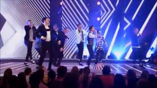"""The Oxford Commas - """"Forget You/Thinking Out Loud/Sorry"""" Medley - Sing Ultimate A Cappella (Round 3)"""