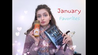 January Favorites 2018 (Beauty, Food, Book, Tv Shows...)   Cate Barbosa