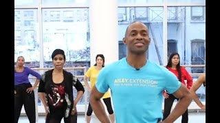 Keep Moving And Grooving With Alvin Ailey | New York Live TV