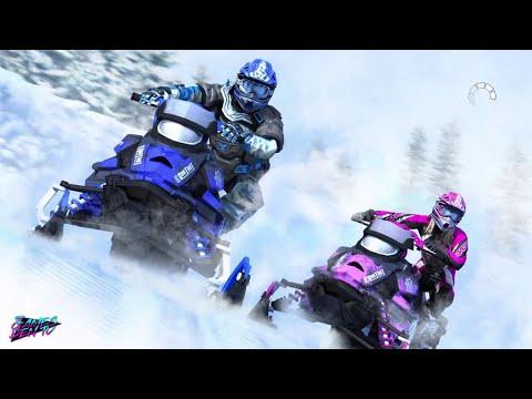Gameplay de Snow Moto Racing Freedom