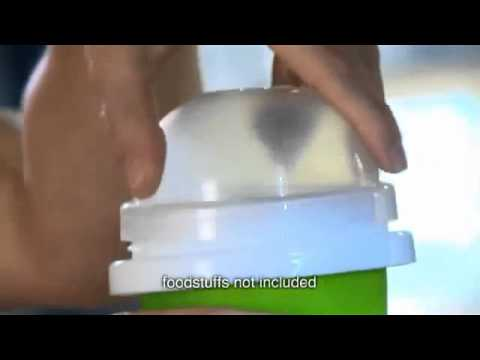 Slushy Maker- Squeeze Cup - Chill Factor - Character
