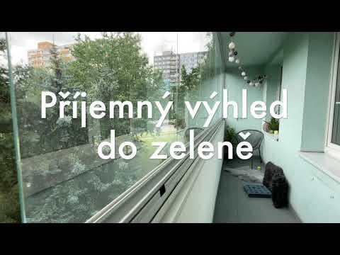 Video z << Pronájem bytu 4+kk, 100 m2, Praha >>