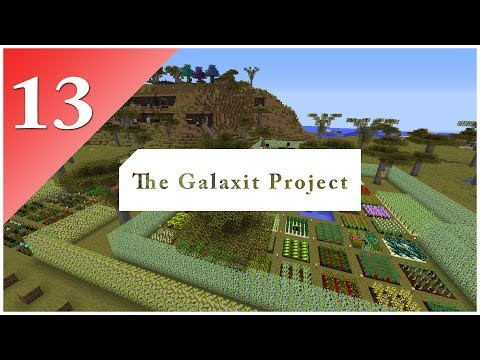 The Galaxit Project - E13 | Ender IO 1.část |