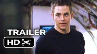 Кира Найтли, Jack Ryan: Shadow Recruit TRAILER 1 (2014) - Chris Pine, Keira Knightley Movie HD