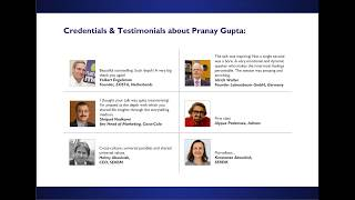Testimonials on Pranay's MysticTalks & PowerTalks
