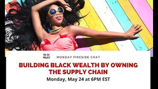 Black Fashion Supply Chain with 10KProject and LR Editor, Tanita Gray