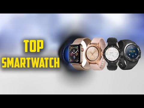 Top 7: Best Smartwatch for Android and iOS   Which is the best smartwatch in 2019?