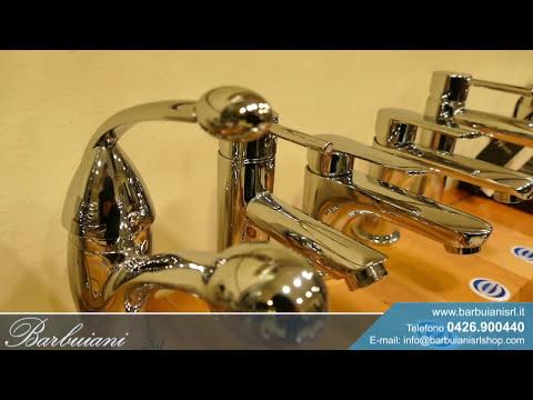 Scopri la rubinetteria Eurorama per bagno e cucina