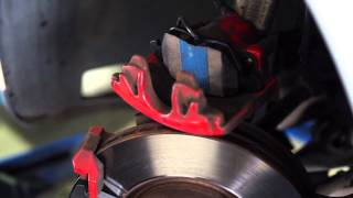 Episode #40: Euro+ Brake Pads from Bendix, Install on a VW MK5 Golf GTI