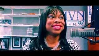 Stellar Winning Carmina Barnett Interviews CCM/Gospel Rising Star Anita Jarrell-Robertson