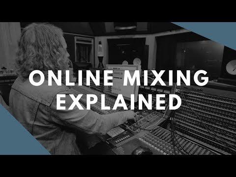 Grammy Winning Online Mixing Service