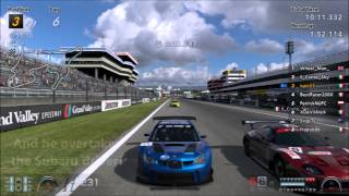 Gran Turismo 6 Turbo Championship THE FINALE (4th race)
