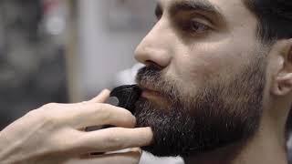 Voll-Bart trimmen und Bart schneiden | Der Barber x PANASONIC MAKE ART