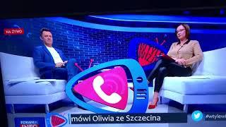 Oliwia ze Szczecina z informacją dla rządu********