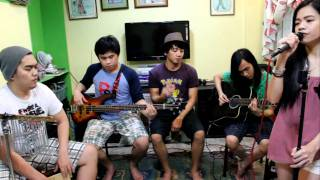Juana - Dont Say Goodbye ( Live@One Band Cover )